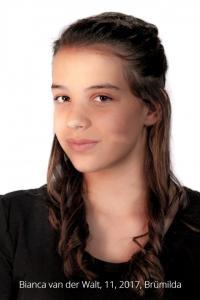 Bianca van der Walt
