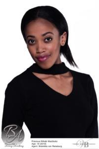 Precious Nthabi Mazibuko