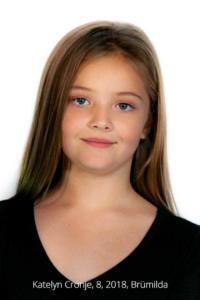 Katelyn Cronje